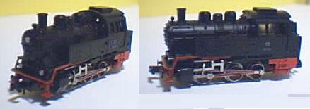 Arnold-Dampflok-BR 80