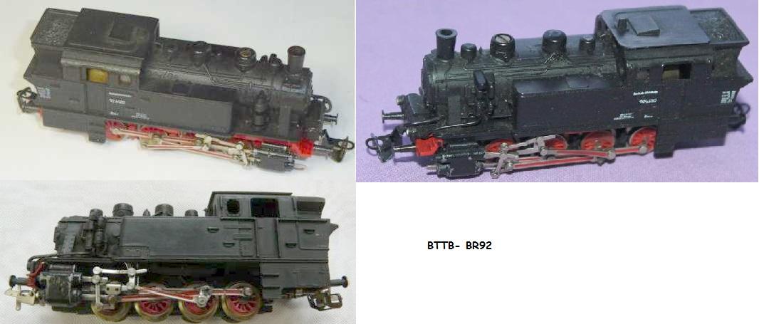 BTTB-Dampflok