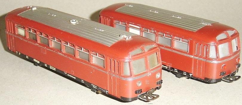 Märklin-Dieseltriebwagen 800