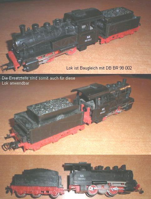 Piko-Dampflok-BR 98-002
