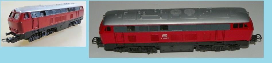 Lima-Diesellok V160-011