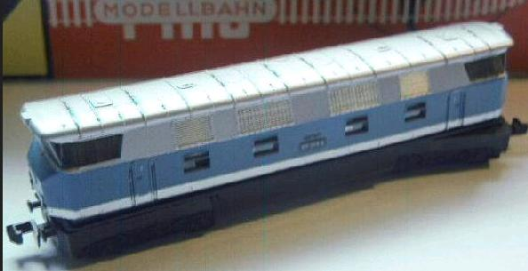 Diesellok-N-Br118
