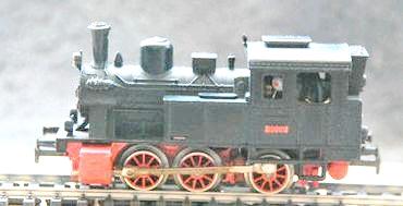Märklin-Dampflok-3029