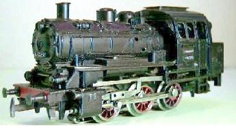 Märklin-Dampflok-BR89