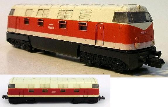 Diesellok-Br 118