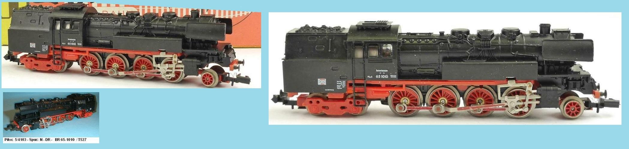 Dampflok-Br65-N